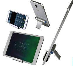 Justierbarer Smartphone/Tablette-Standplatz-/Holder-Carry-on Standplatz kann Customed sein
