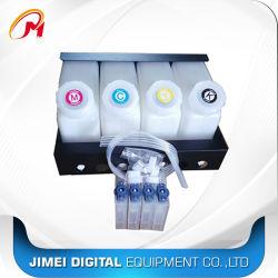 Haute qualité Mimaki JV3 CISS réservoir d'encre d'alimentation d'encre continu en vrac Syst Ensemble réservoir d'encre, cartouches de 4PCS 220ml