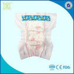 Gute Qualität Günstiger Preis Baby-Windel Aus Nappiger Einweg-Baumwolle