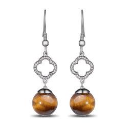 Ювелирные изделия Star Engrave пустым Earring Custom любой формы Earring