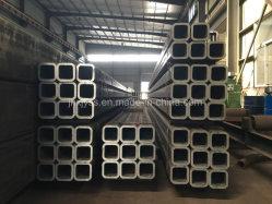 Chapas laminadas a frio preto tubo redondo de aço soldado do tubo de ligas de aço