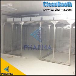 Quarto limpo farmacêutica modular para Hospital/Lab