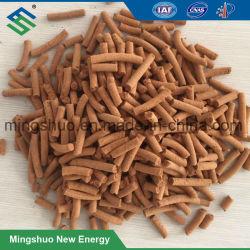 Гранулированных H2s Adsorbent для удаления серы из природного газа для производства биогаза