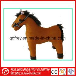 Venta caliente balanceo de caballo de juguete de peluche de regalo vacaciones