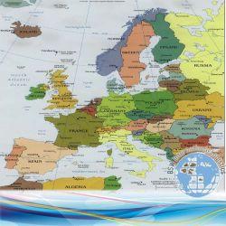 Internationale Verschepende Container, Overzeese Vracht, Overzeese Verzending (Europa)