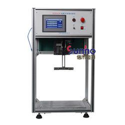 IEC60335 Machine van de Test/het Testen van de Schokweerstand van de Materialen van het Ijzer van de hoge Precisie de Elektrische Dalende