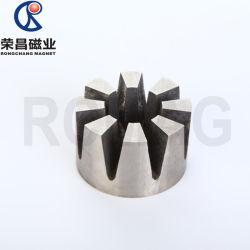 Magnete personalizzato del AlNiCo di figura irregolare di rendimento elevato