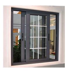 Äthiopien Haus Fenster Tür Aluminium Profil Schiebefenster Aluminium Schiebefenster Balkonfenster zum Verglasen