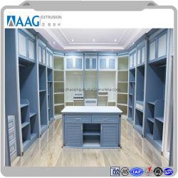 Chambre moderne de style Nouveau placard aluminium de haute qualité
