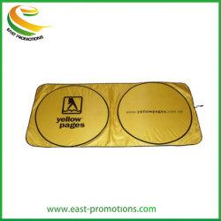 Настраиваемый логотип печать рекламных переднего стекла автомобилей солнцезащитная шторка