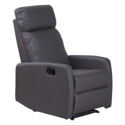 La conception populaire Hot Sale cuir synthétique siège unique fauteuil canapé d'inclinaison