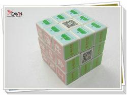 Пирамида пластмассовых Twisty Magic Cube треугольник игрушка образования головоломки кубики льда