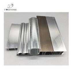 Perfil de alumínio Industrial usinada acabado para o carregamento do veículo eléctrico