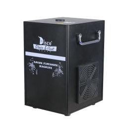 Portable DMX Pirotecnia Frio Fountain Fase faísca eléctrica segura da máquina de equipamentos de efeito de Fogo de Artifício
