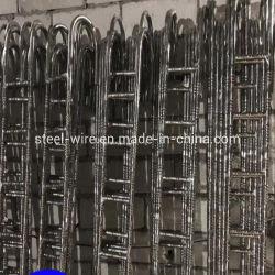 321 D Tuyau en acier de forme irrégulière en acier inoxydable de restes explosifs des guerres en forme de tuyau en acier