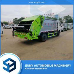 Veículo de recolha de lixo compactador 12cbm camião de lixo comprimido Dumpster de lixo Com camião de depósito de lixo com carregamento lateral