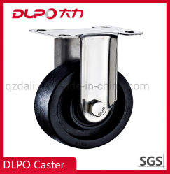 Placa Ep de Aço Inoxidável médio roda fixa Castor