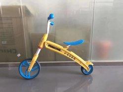 Il giro arancione di buona qualità sul triciclo del bambino del triciclo di bambino del giocattolo scherza il triciclo