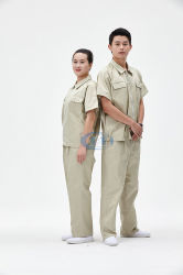 ESD de Kleding kleedt Antistatische Workwear (kort kokerjasje)
