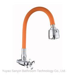 Sanyinの長い首衛生製品の陶磁器のカートリッジ現代台所デザインコック