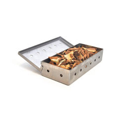 Il BBQ lavora la casella calda del fumatore della griglia del BBQ dell'acciaio inossidabile del prodotto della casella di memoria