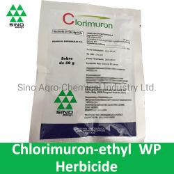 Chlorimuron-Ethyl el 25% Wg de plaguicidas herbicidas.