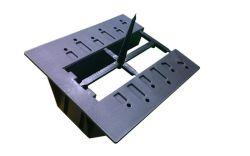Les pièces électroniques chaud / froid Runner moule Moulage par injection plastique pour les produits électriques