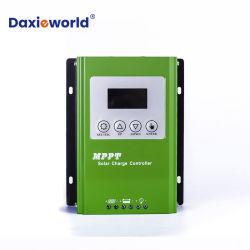 De ZonneRegelgever van het Controlemechanisme van het Zonnepaneel van het Controlemechanisme van het Controlemechanisme 12V/24V Auto20A 30A LCD van de Last MPPT