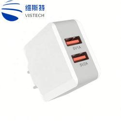 Chargeur d'alimentation de l'UE Multi port USB Chargeur pour téléphone mobile