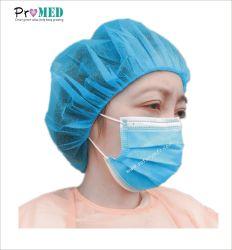 La FDA, CE, ISO13485 ha approvato EN14683 tipo molle medico/chirurgico/dentale senza pelle I, II, tipo IIR, earloop stampato/maschera a gettare del headloop/tie-on PP/nonwoven protezione