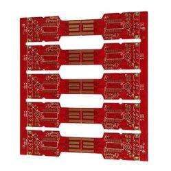 Pcb de una cara con Hal sin plomo, tarjeta de circuitos para el sistema de comunicación