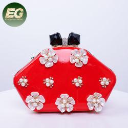 La mode belle fleur partie Lady Sacs à main de femmes de mariage de gros d'usine Pearl élégant sac sacs d'embrayage EB1061