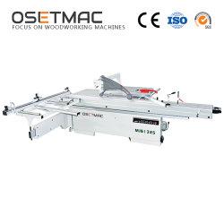オセットマックスライドテーブルは、デジタル・ディスプレイと電動リフティングを備えています Mj6132s 木工機械丸鋸パネル鋸製造業者