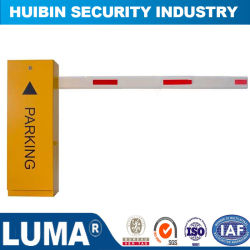Barrière de flèche automatique bidirectionnel, Fast 0.9sec 3mètres de barrière La barrière de stationnement