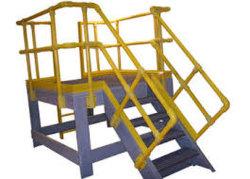 FRP Treppen-Handlauf-/Leitschiene-/Fiberglas-Baumaterial