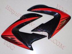 Il motociclo del motociclo di Yog parte il coperchio laterale Shineray-200 del serbatoio di combustibile