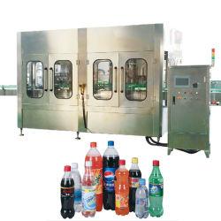 Boisson gazeuse bouteille de Coke Cola, Sprite Machine de remplissage