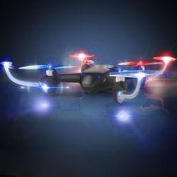 F-wolk X4 FC101 MiniHommel 4 van de Hommel 2.4GHz de Giften van Kerstmis van Nice van de Greep van de Hoogte Quadcopter van het Kanaal RC voor Groene Hand