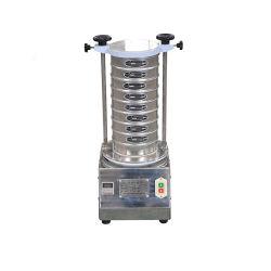 Multitier Machine van de Classificator van het Trillende Scherm van de Test van de Schudbeker van de Zeef van het Laboratorium van de Analyse van het Type van Koffie