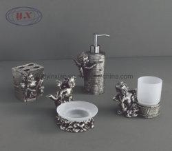 خطاف جلاس صابون سائل مخصص مخصص مصنوع من الصابون مصنوع من الصابون رفوف الحمام أدوات الحمام سلسلة أنجيل