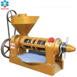 De Installatie van de Machines van de Olie van het Zaad van de Zonnebloem van Huatai van Henan in Oezbekistan