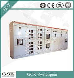 Unidad de Distribución de potencia industrial Gck Dibujable, Armario de distribución