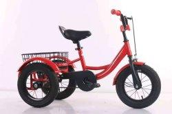 三輪車のスポークの乗車のおもちゃの子供の乗車の3人の車輪の子供の三輪車の空気タイヤ