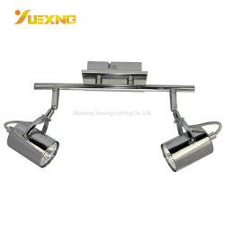 Ahorro de energía barata China Wholesale Mini GU10 de montaje en superficie de la luz de focos LED de hierro aluminio Spotlight
