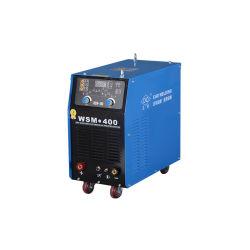 Convertisseur de courant continu pulsé industriel/STICK machine à souder TIG WSM-315/400/500(GTAW)