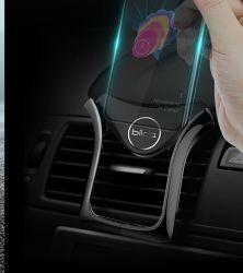 Supporto del telefono mobile per l'automobile, collegamento Pick-and-Place e elastico One-Handed, linea di mira non ostruita