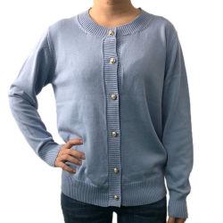 2020 moda señoras Plain suéter tejido Jersey Cashmere Sweater mujer Cardigan