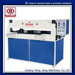 Quatre Colonne 40t textiles hydraulique Machine de découpe pour la manufacture de chaussures