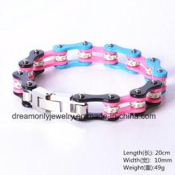 Eindeutiges Fahrrad-Armband der bunten Fahrrad-Armband-Fahrrad-Armband-Männer