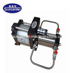 Suncenter R-134A R-404A R-410A를 위한 공기 구동 언 냉각하는 복구 펌프
